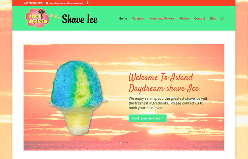 Updated Website