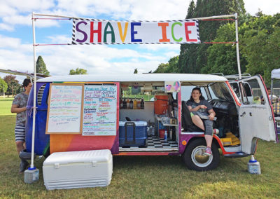 shave ice bus